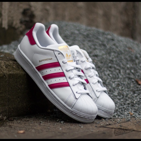 low priced 83d45 b9121 Adidas Superstar Foundation J Shell Toe Sneakers NWT
